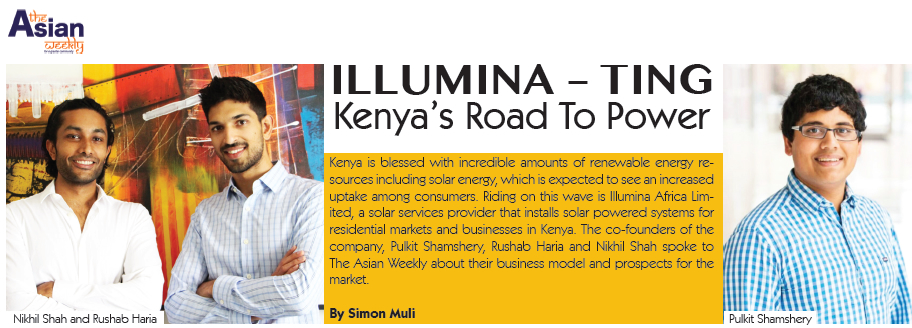 Straight talk with Illumina Africa by Simon Muli